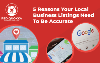 5 Reasons Your Local Business Listing Needs to Be Accurate